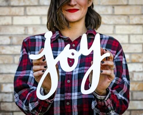 choose joy find ways to be happy rose skeeters