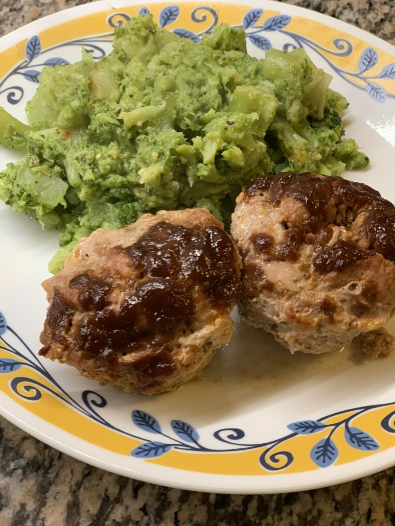 Meatloaf Muffins Mini Meat Cakes Paleo GF Keto Thrive: Mind/Body, LLC Skeeters Strength