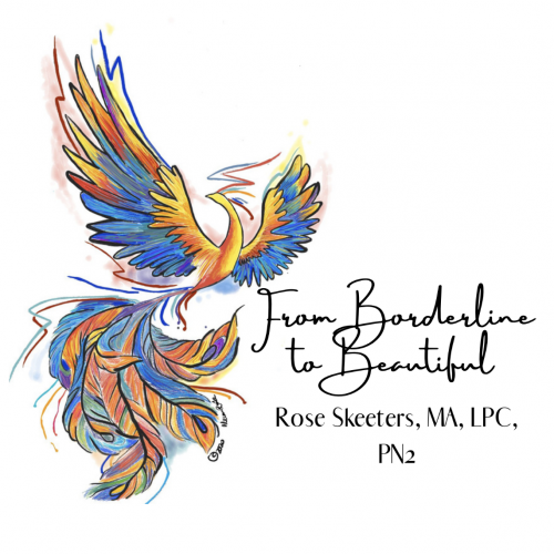 from borderline to beautiful group with rose skeeters